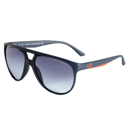 AX Armani Exchange Polarized Aviator Sunglasses