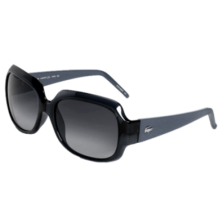 Lacoste Textured Temple Square Sunglasses