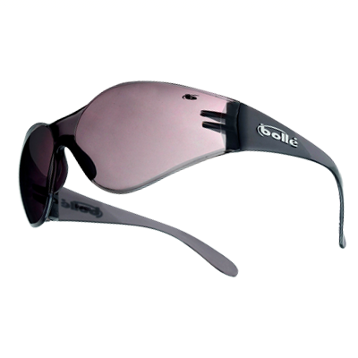 Bolle Bandido Safety Glasses Smoke Lens
