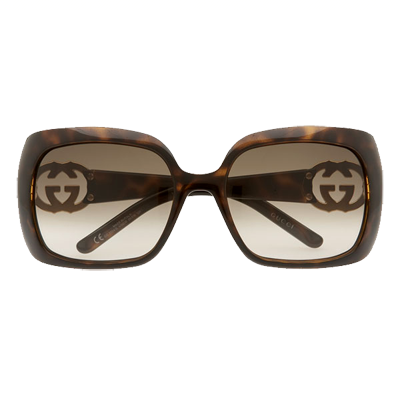 Gucci Bamboo Logo Sunglasses