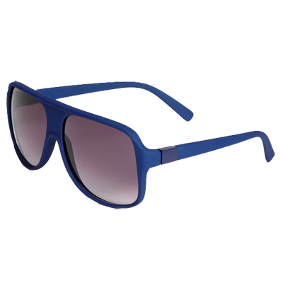 Sunscape 'Graham' Soft Touch Aviator Sunglasses