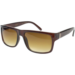 BVLGARI 'Signature' Rimless Wrap Sunglasses