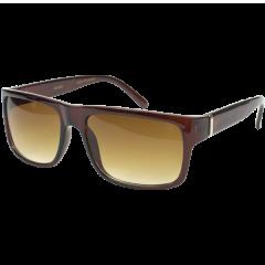 BVLGARI 'Signature' Rimless Wrap Sunglasses